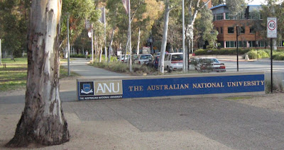 2018 Research and Development Excellence Scholarship at ANU, Australia