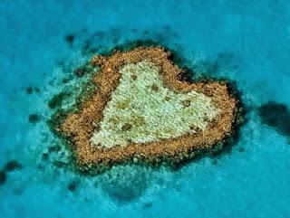Heart Reef Ausztráliában