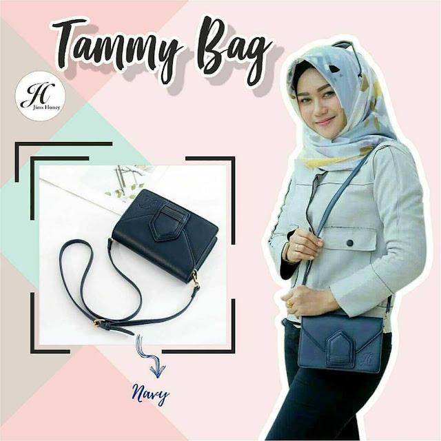Jims Honey Tammy Bag Navy
