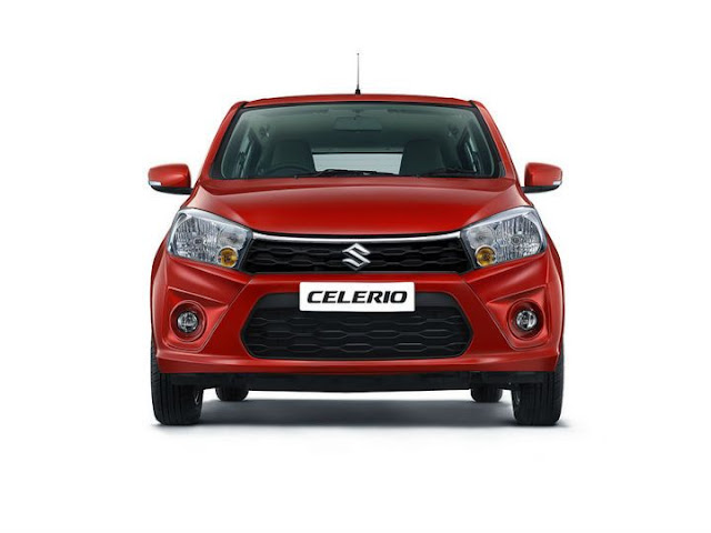 Maruti Suzuki Celerio front look hd wallpaper