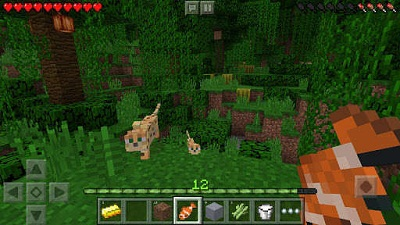 Download game android mod Minecraft Pocket Edition apk