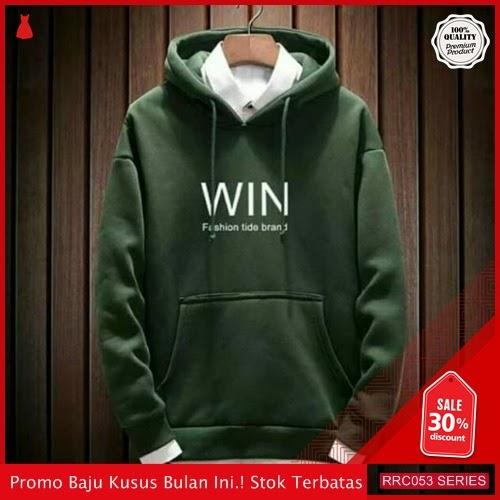 RRC053S33 Sweater Terbaru Hodie Cowo Win Pria Terbaru BMGShop