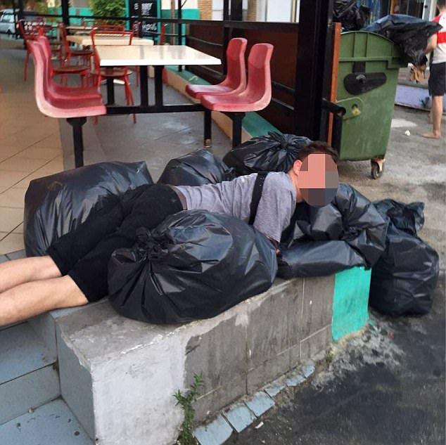 Μεθυσμένος/η όργιο κανάλι