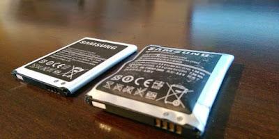Batera Hpi melembung atau bocor