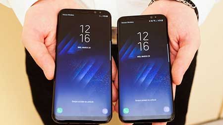 Review Spesifikasi Samsung Galaxy S8 Plus Baru