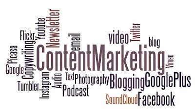 Bagaimana cara promosi dengan konten marketing