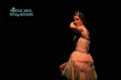 Patricia Sánchez en Princesas, hadas, putas y artesanos