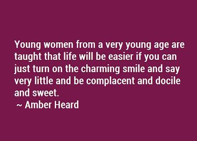Amber heard Quote