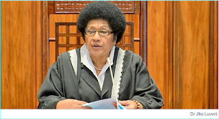 Fiji Parliament Speaker dies