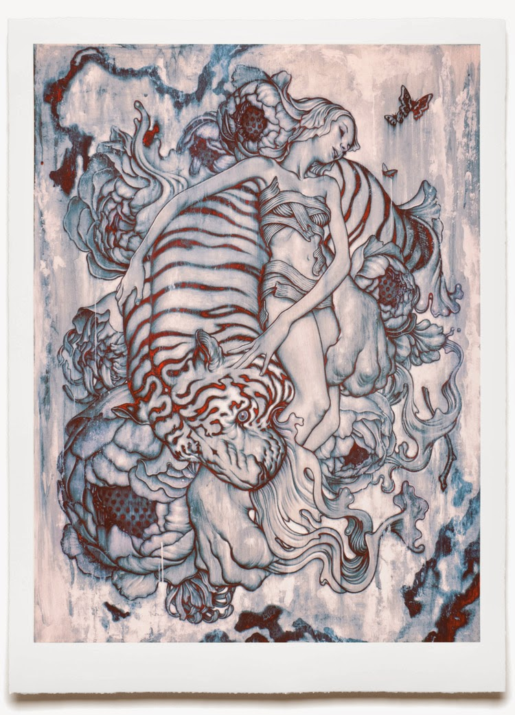 James-Jean-Tiger-III-Print Painting Inside Of Mobile Home on painting techniques, painting over wallboard mobile home, painting walls different colors, painting outside ideas, painting outside of house, painting inside your home, painting over mobile home walls, painting a mobile home interior, accent wall paint new home, paintings for the home, painting mobile home exterior, painting interior walls, painting a manufactured home, painting painting painting of a painter, painting walls in a mobile home, painting the interior of your home, painting inside house,