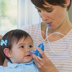 Bebeklerde Burun Akıntısı Nasıl Geçer