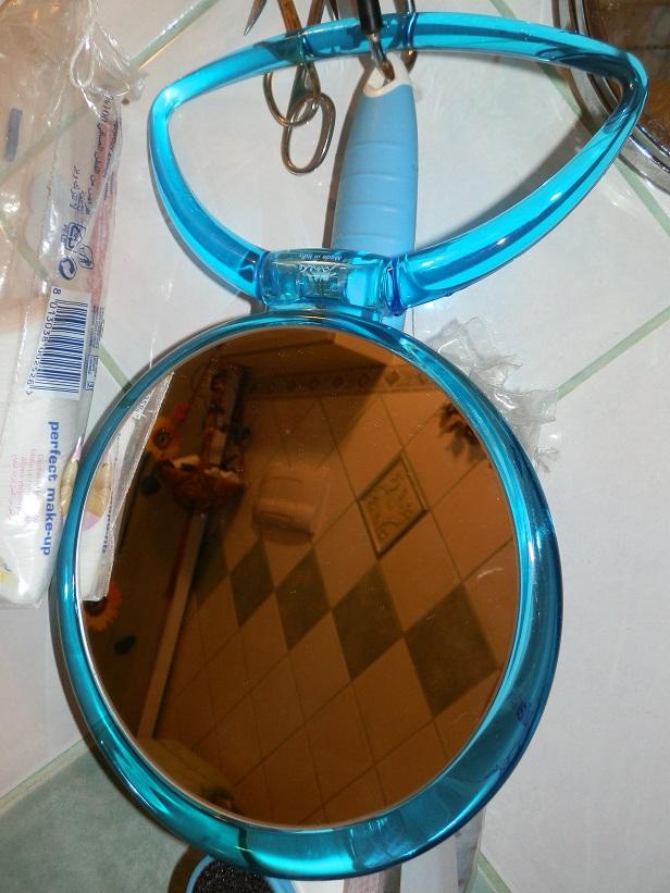 Janeke 1830: specchio da toeletta ingrandente per make-up accurati