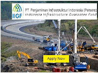 PT Penjaminan Infrastruktur Indonesia (Persero) - Recruitment For S1, S2 Specialist, Assistant IIGF April 2017