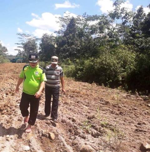 Bupati Ali Mukhni Tak Kenal Lelah Tinjau Kawasan Terpadu Tarok