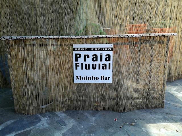 Praia Fluvial Moinho Bar