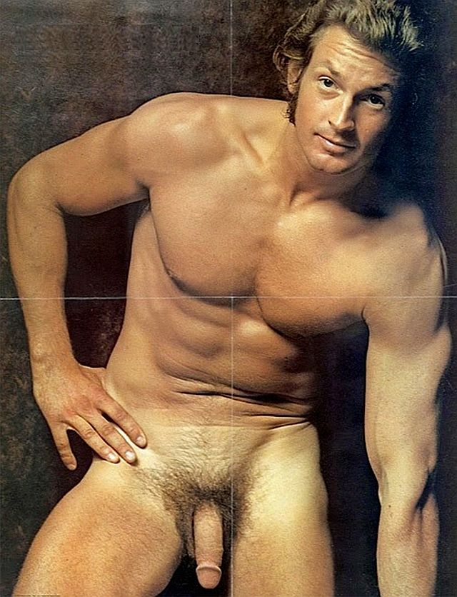 Hot dick nude playgirl