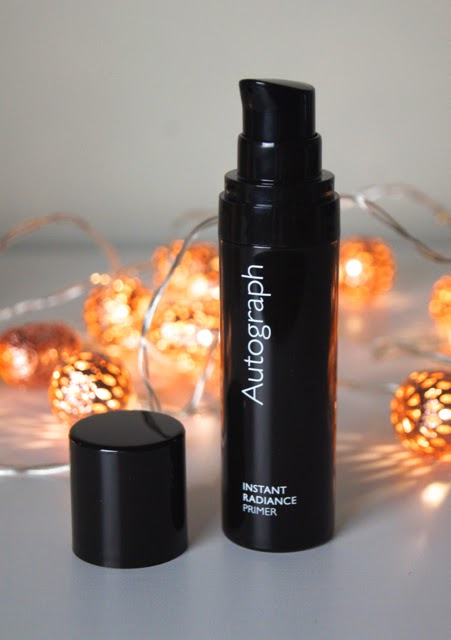 m&s autograph instant radiance primer review