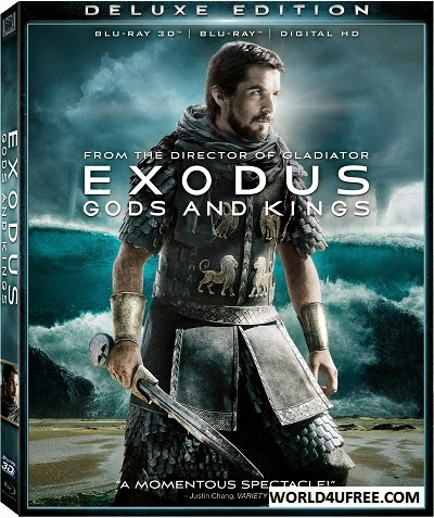 Exodus Gods And Kings 2014 Dual Audio DD 5.1 720p BluRay 1.3GB