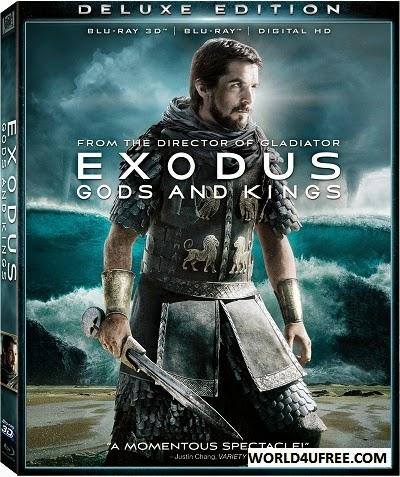 Exodus Gods And Kings 2014 Dual Audio BRRip 480p 400mb