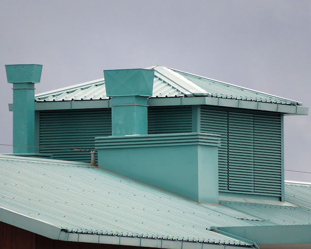 Green roofs, Porta a Mare, Livorno