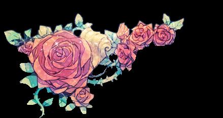 PNG #18 Rosas