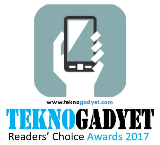 TeknoGadyet Readers' Choice Awards 2017 Winners