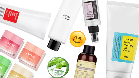 Best Korean Skincare For Combination Skin Biscuits And Makeup