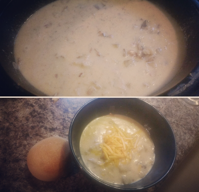 http://www.sometimes-serious.com/2016/10/recipe-review-potato-soup.html