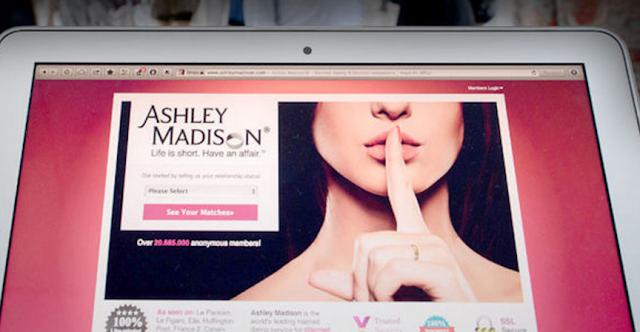 ashleymadison.com scam