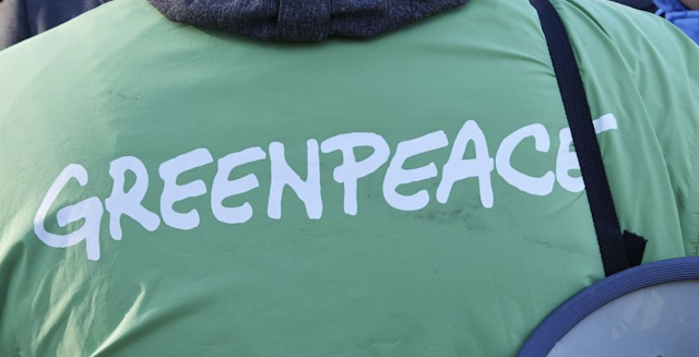 GREENPEACE LASHES OUT AT CO-FOUNDER PATRICK MOORE FOR OPPOSING THE GREEN NEW DEAL