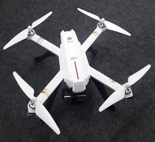 Spesifikasi Drone MJX Bugs 3 Pro - OmahDrones