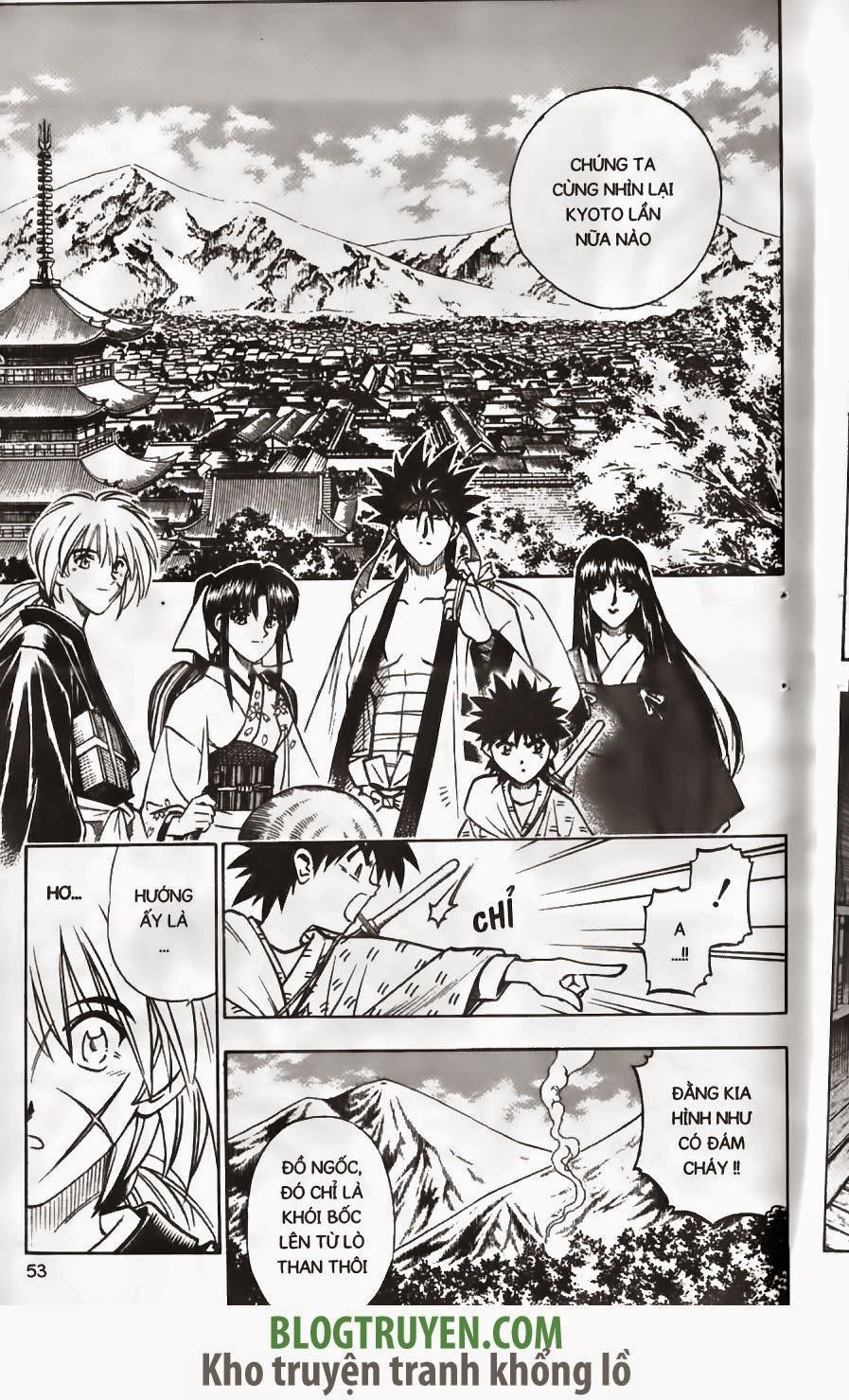 Rurouni Kenshin chap 151 trang 10