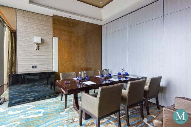 Executive Lounge at Hilton Guangzhou Tianhe