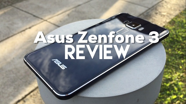 Asus Zenfone 3 ZE552KL Review
