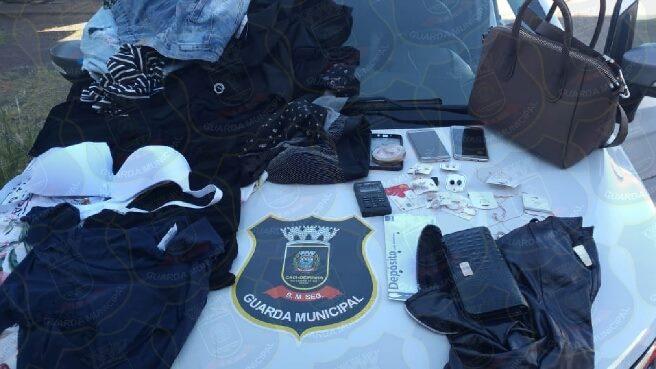 Guarda Municipal realiza prisão por furto na Av. Flores da Cunha em Cachoeirinha