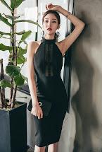 Korean Model Park Jung Yoon In Album March 2017 775