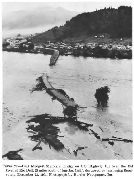landslide flood geology field trip road trip travel California rocdoctravel.com