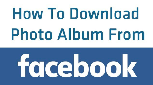 Download Entire Facebook Album