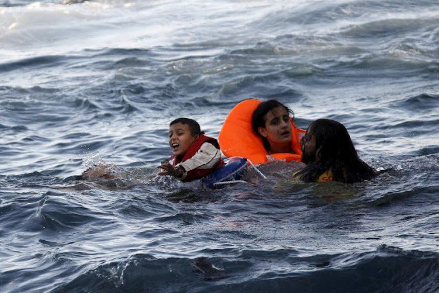 """Μάρτυρας της νέας τραγωδίας στο Αιγαίο – Ψαράς στο Αγαθονήσι συγκλονίζει: """"Είδα μια έγκυο να επιπλέει νεκρή""""! Τουλάχιστον 7 παιδιά νεκρά"""