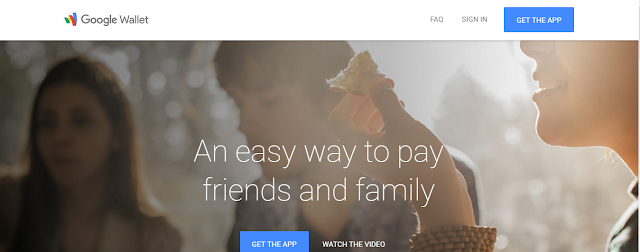 Paypal alternative: Google Wallet