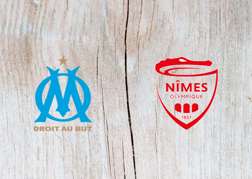 Marseille vs Nimes - Highlights 13 April 2019