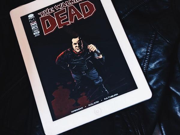 The Walking Dead: Here's Negan, de Robert Kirkman e Charlie Adlard