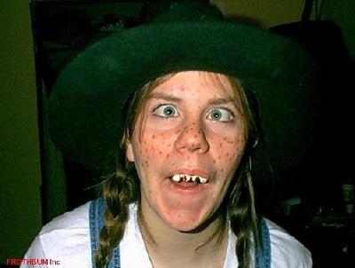 ugly white girl - photo #10