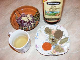 condimente si plante aromatice pentru friptura, retete cu legume si plante aromatice pentru sos friptura porc,