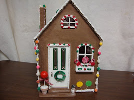 Gingerbread Dollhouse 2011