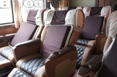 Nih Dia Bus Premium Jakarta-Jepara Terbaru dari Agra Mas