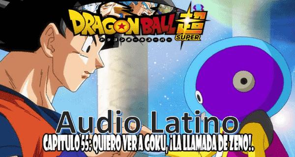 Ver capitulo 55 en audio latino online, Goku ha llegado al planeta de Bills en donde le informan que Zeno desea verlo de nuevo.