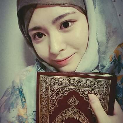 Muslimah Tercantik di Dunia - Ayana Jihye Moon dari Korea Selatan