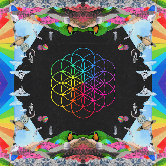 coldplay, a head full of dreams, a head full of dreams video, hymn for the weekend, albums de l'année 2015, Causeur, sébastien bataille, chris martin