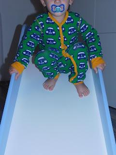 Schlafanzug von Maxomorra